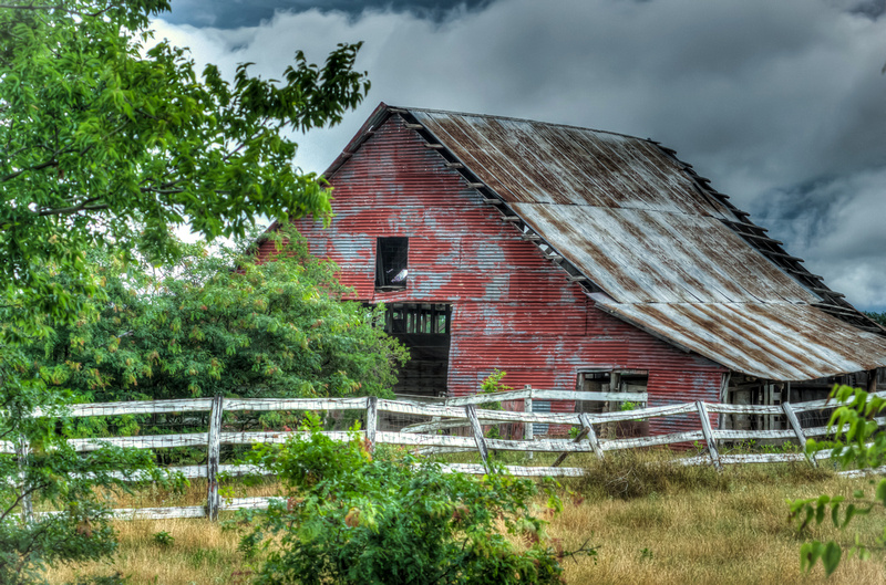 Old Barn Photo in Greenville, Texas