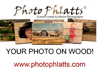Your Photo on Wood!  www.photophlatts.com