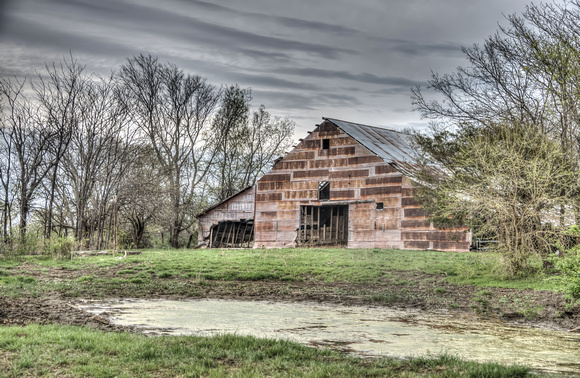 Old Barn Prints in Bonham, Texas